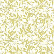 Super Papel de Parede Floral Ramas Cor Ouro no Elo7   ADECORAR (9F830B) &UO65