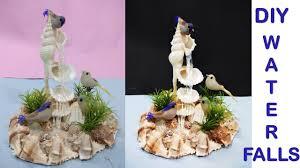 home decoration handmade ideas how to make waterfall showpiece diy craft ideas home