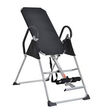 inversion table exercises for back inversion table new deluxe fitness chiropractic table exercise back