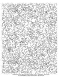 supersized colouring picture forest coloring