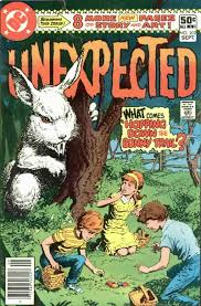 easter bunny book bunny trail of terror a dispensable list of comic book lists
