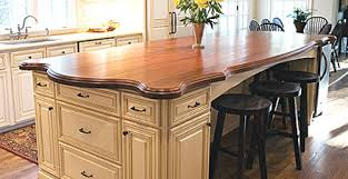 Wood Tops For Kitchen Islands Wood Countertops Cost Buying Tips Installation Maintenance