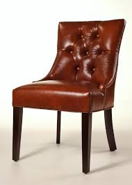 Tan Faux Leather Dining Chairs Dining Rooms Mesmerizing Tan Leather Dining Chairs Images Tan