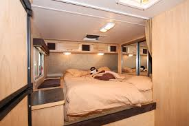 Truck Camper Floor Plans by Fraserway Truck Camper With Dinette Slide Out