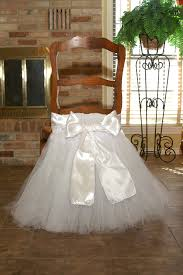 tutu chair covers handcrafted chair tutus for your wedding or by sweetdreamstutus