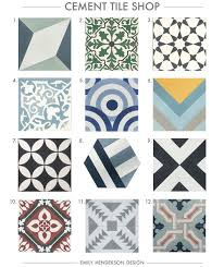 where to buy cement tiles emily henderson cement bath and laundry