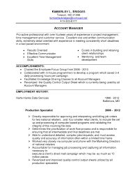 Sample Resume For Marketing Manager by Resume Email With Resume Sample