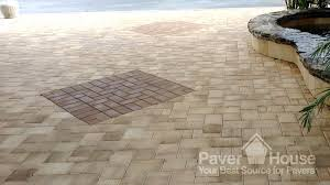How To Install Pavers For A Patio Patio Paver Installation Pool Brick Paver