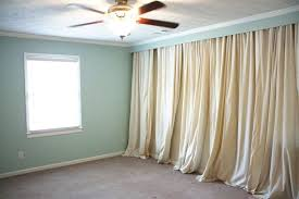 Covering A Wall With Curtains Ideas Curtains For Wall Covering Curtains Design