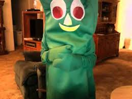 Gumby Halloween Costume Gumby Gangnam Style