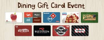 dining gift cards meijer restaurant gift cards