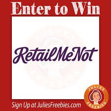 buy discount gift cards retailmenot win a 50 00 retail me not gift card julie s freebies