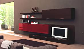 Wall Cabinets For Living Room Living Room Paint Modern Tv Wall Unit Decorating Furniture Paint