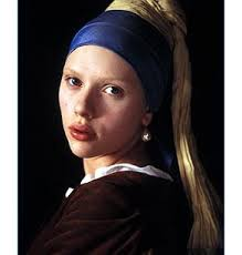painting the girl with the pearl earring girl with a pearl earring salon