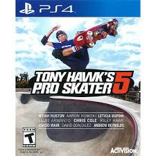 tony hawk u0027s pro skater 5 ps4 walmart com