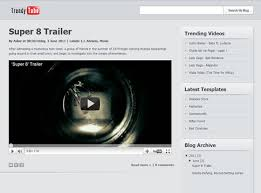 templates blogger themes trendy tube blogger template blogger themes and blogger templates
