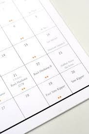 modern jewish calendars for 5778 chai and home