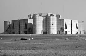 ad classics national assembly building of bangladesh louis kahn