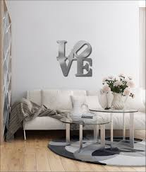 love metal wall art love wall decor word art contemporary metal home decor decorations for sale find this pin and more on metal wall art