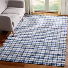 Blue And White Area Rugs White Area Rugs Birch