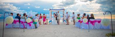 all inclusive wedding packages island florida wedding packages 727 475 2272