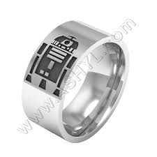 r2d2 wedding ring wars r2d2 ring wars ring wars jewelry ashyl