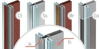 Metal Curtain Wall Steel Curtain Wall System U2022 Thermally Broken Steel Usa