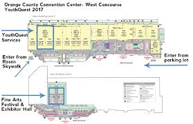 Map Of Orange County Comfort Inn And Suites Convention Center Orlando Fl Hotel Near