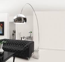 Zuo Floor L Gravity Chrome 1 Light Floor L Zuo Modern 50024