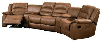 Brown Leather Recliner Sofa Latest Brown Leather Recliner Sofa Top Sofas Home Stratosphere