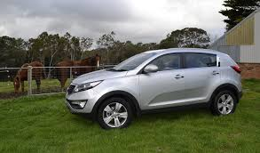 kia sportage review 2012 sli diesel automatic driver side