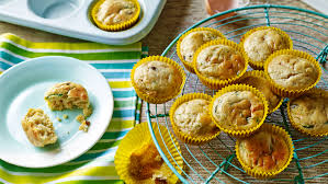 courgette cuisine carrot and courgette muffins recipe food