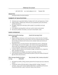 resume objective statement exles receptionist medical receptionist resume objective entry level assistant