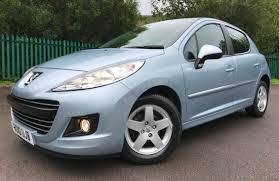peugeot private sales steve rowlands car sales peugeot 207 1 4