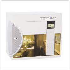 in ceiling speakers kbsound iselect 5 u201d bluetooth speakers