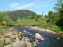 Meandering Stream Related Keywords Amp Suggestions by Glendalough One Of The Most Beautiful Places In Ireland