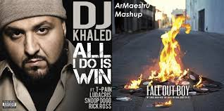 Fall Out Boy Light It Up All My Songs Do Is Light Em Up Dj Khaled Vs Fall Out Boy Free