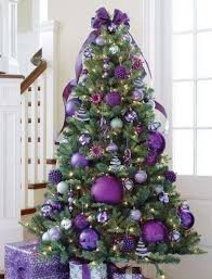 manificent decoration purple tree ornaments best 10