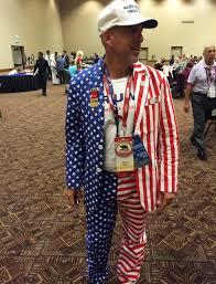 Flag Suit Flagsuit Kqed News