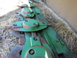 2012 john deere 285 rotary disc mower item b4876 sold m