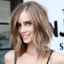 shaggy fine hair bobs 50 medium layered haircuts for fine hair style skinner