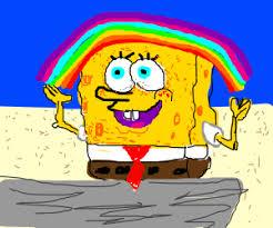No One Cares Spongebob Meme - no one cares spongebob meme drawing by edyshazam