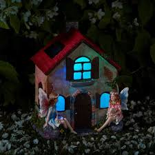 smart solar fairies only garden solar lighting ornament