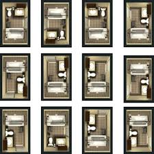 Bathroom Plan Ideas Very Small Bathroom Floor Plans Modern Home Design