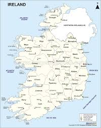 Map Ireland Ireland Political Map Ireland U2022 Mappery