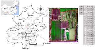 remote sensing free full text spatial variability analysis of
