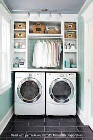 Laundry Room Decor 16 Laundry Room Decorating Ideas To Asap Storage