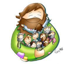 imagenes de jesucristo animado jesús y sus amigos 1º ep silviareli