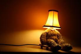 punktrek lamp bear