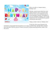 birthday card ideas buzzle com